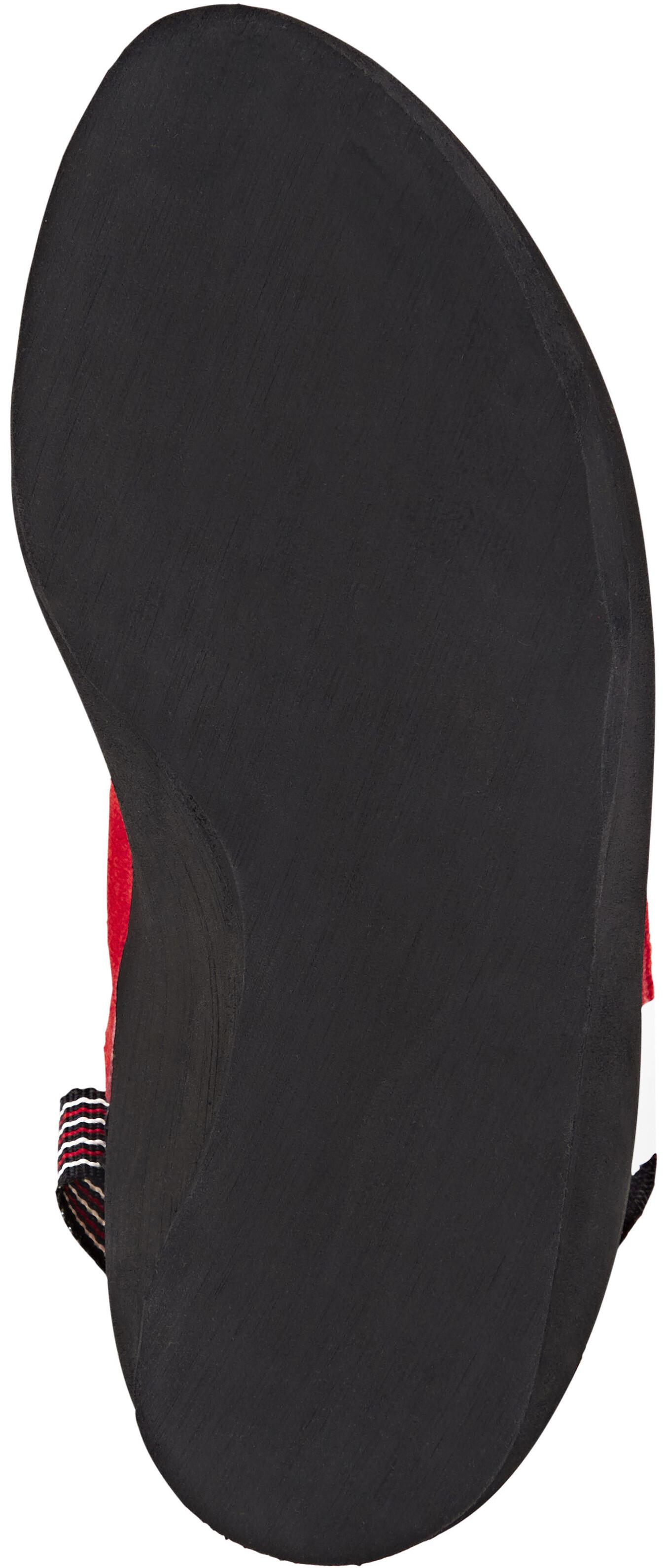 a04f9f7917da2 Boreal Ninja Junior - Chaussures d escalade Enfant - rouge noir sur ...